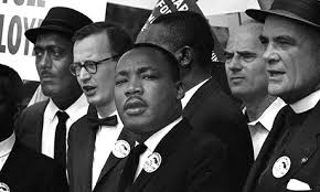 Dr. King and March on Washington