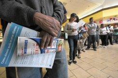 Obamacare enrollment event