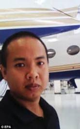 Faces of MH370- Mohd Khairul Amri Selamat