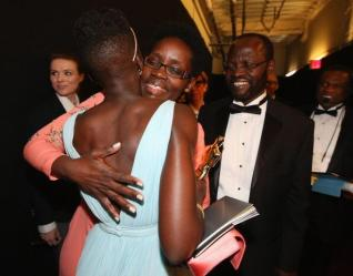 Lupita Parents -Anyang' & Dorothy Nyong'o congratulate daughter
