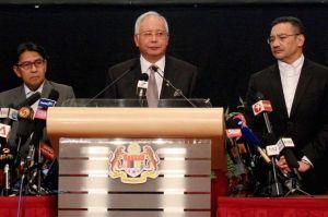 Malaysian PM
