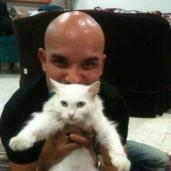 MH370 Crew- Junaidi Kassim, flight steward, is a huge fan of photography, cars and cats.