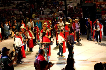 Native American- Gourd Dance2