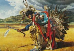 Native American- Rain Dance
