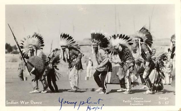 Native American- War Dance