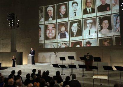 9-11 Museum Dedication32