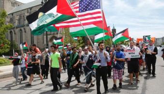Gaza solidarity 21
