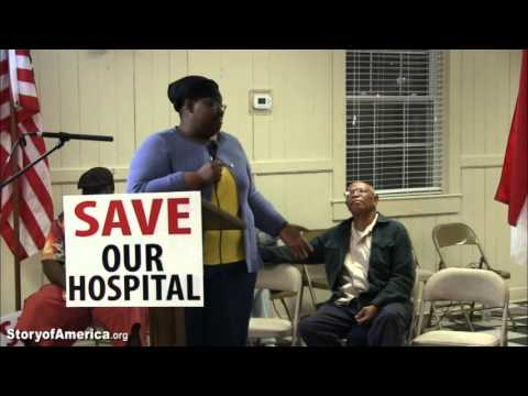 save our hospital