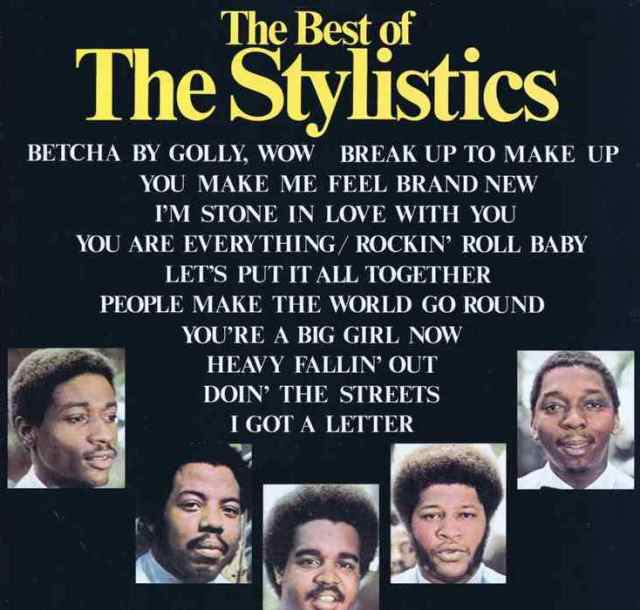 The Stylistics-2