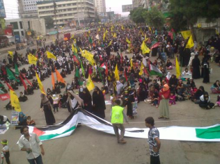 Protests for Gaza9