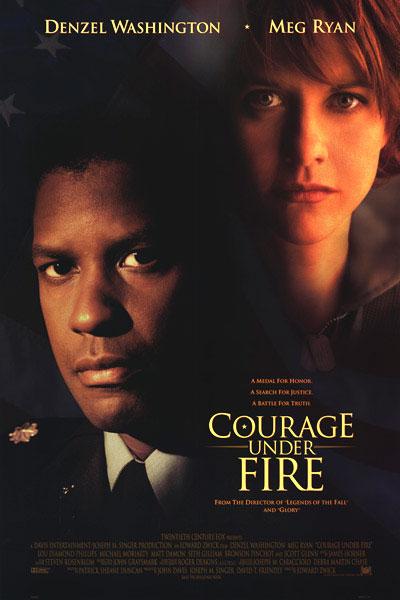 Denzel Courage Under Fire