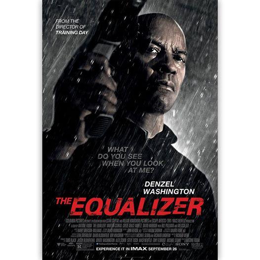 Denzel the equalizer