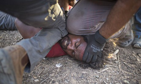 African immigrants in Israel stage mass hunger strike over 'inhuman detentions'