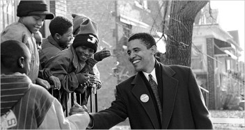Barack Obama's Early Career In Chicago2