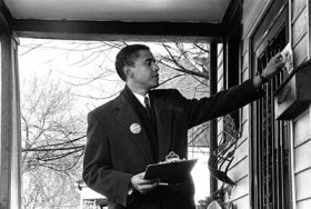 Barack Obama's Early Career In Chicago4
