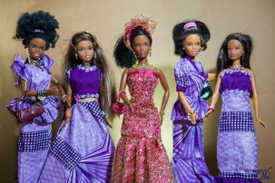'Queens of Africa' doll 7