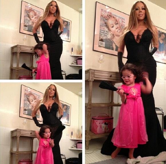 Mariah Carey Kids-5