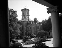 Walton County Court House, Monroe, Georgia, July 1946
