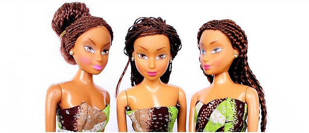 Nigerian-styled 'Queens of Africa' doll outsells Barbie
