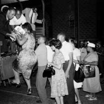 After U.S. Attorney General Robert Kennedy intervened, forcing Alabama Governor John Patterson to declare martial law and send in the National Guard, the white mob outside First Baptist Church finally broke up. Before dawn on May 22, 1961, the Guard moved the congregation out.
