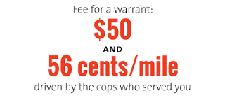 50 for a warrant