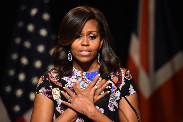 Michelle+Obama+First+Lady+Visits+London+Part+BPe8hZPTD8ml