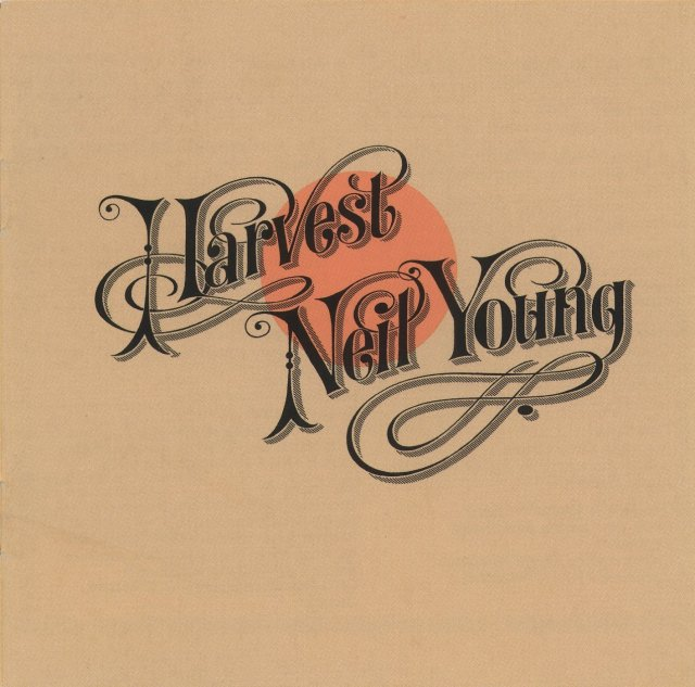 Neil Young_Harvest Album