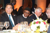 Buhari dinner organized by the US Chamber of Commerce & the Corporate Council on Africa 3