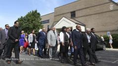 Sandra Bland Funeral Photos 16