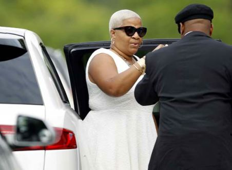 Sandra Bland funeral photos 6