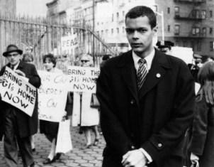 Julian Bond civil rights hero