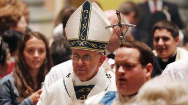 Pope in Philly 19
