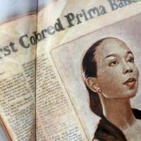 Tuesday Open Thread | Black Dancers Week : Janet Collins