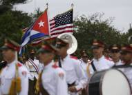 Cuba wreath laying ceremony 21