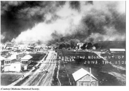 Burning of black wall street 2