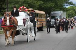 Philando Castile Funeral 13