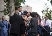 Philando Castile Funeral 28