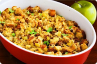 Stuffing vs. Dressing -- you know we're all about the latter!
