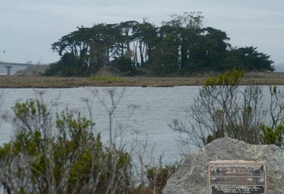 In an act of genocide on a small tribe, the Wiyot Massacre took place on February 26, 1860. (Smaller attacks on the Wiyot tribe took place later that week.)For at least 1,000 years, the tribe had lived off the northern coast of California on what is now called Indian Island. The peaceful Wiyot had just completed their annual world renewal ceremony, marking the start of their new year.The men were out gathering supplies when a small group of white men crossed Humboldt Bay and slaughtered women, children, and the elderly. From 60 to 200 people died.The local sheriff lied, citing revenge for cattle rustling as the reason. In reality, a local militia wished to be federally recognized as a state militia to receive money from the government. The militia leader believed that massacring local tribes would accomplish that goal, but it didn't work. Photo credit: Ellin Beltz