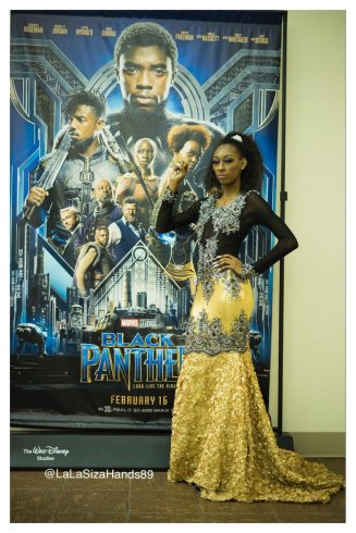 Black Panther Style 9