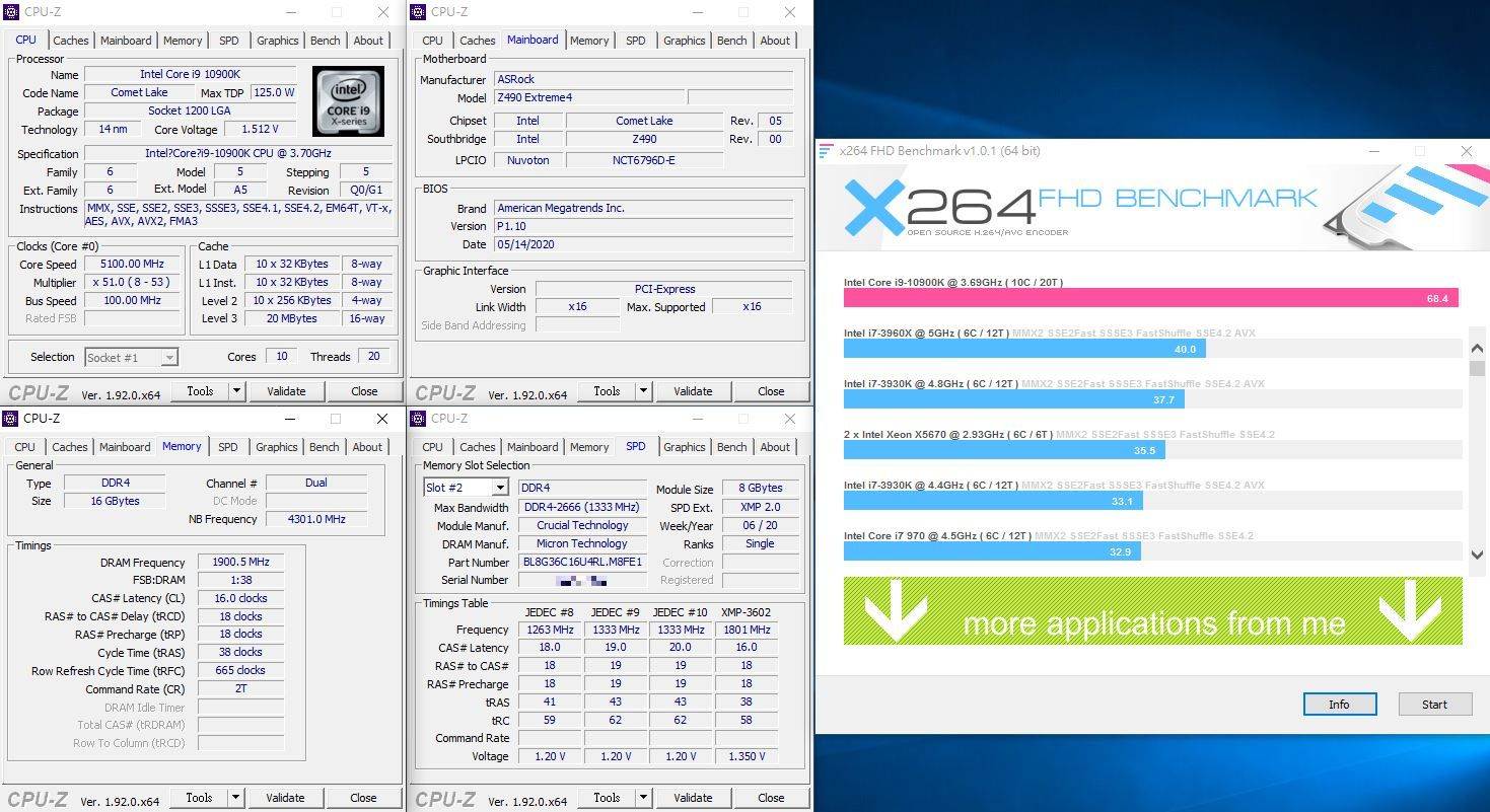 華擎ASRock Z490 Extreme 4-高CP值平價選擇,PCIe 4.0 Ready與2.5GbE網路卡通通給你!