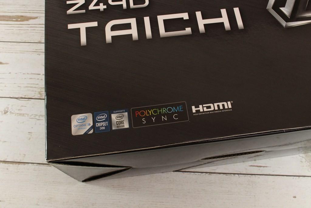 華擎ASRock Z490 Taichi-太極精神延續,未來規格接軌,用料堆好堆滿