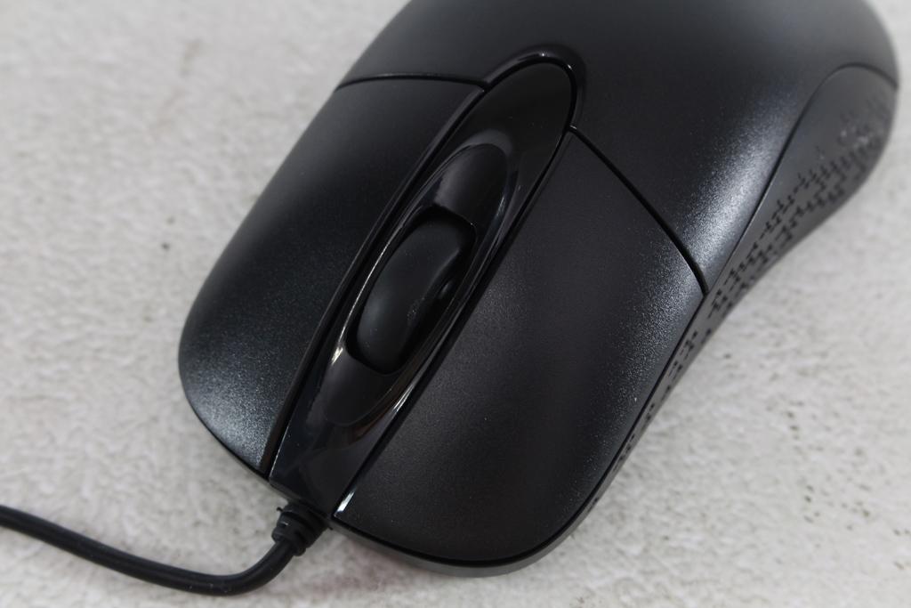 AZIO KB530 & MS530抗菌可沖洗有線鍵盤滑鼠-髒了水洗就對了!353