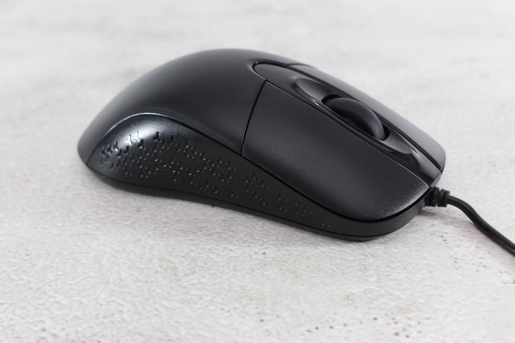 AZIO KB530 & MS530抗菌可沖洗有線鍵盤滑鼠-髒了水洗就對了!883