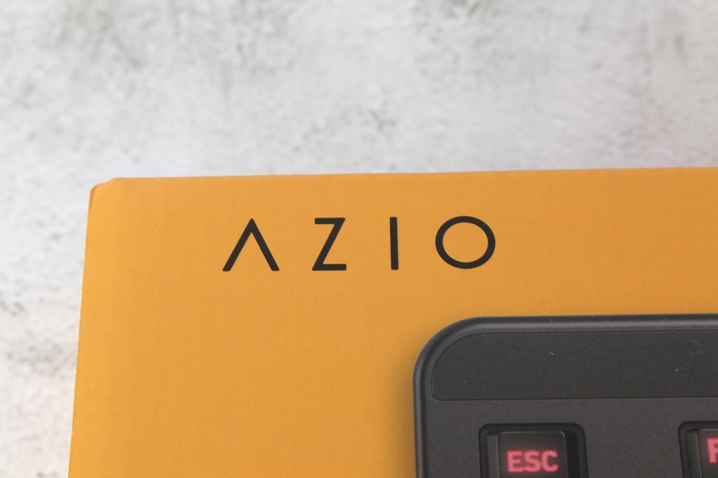 AZIO KB530 & MS530抗菌可沖洗有線鍵盤滑鼠-髒了水洗就對了!7106