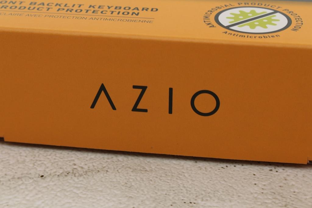 AZIO KB530 & MS530抗菌可沖洗有線鍵盤滑鼠-髒了水洗就對了!6347