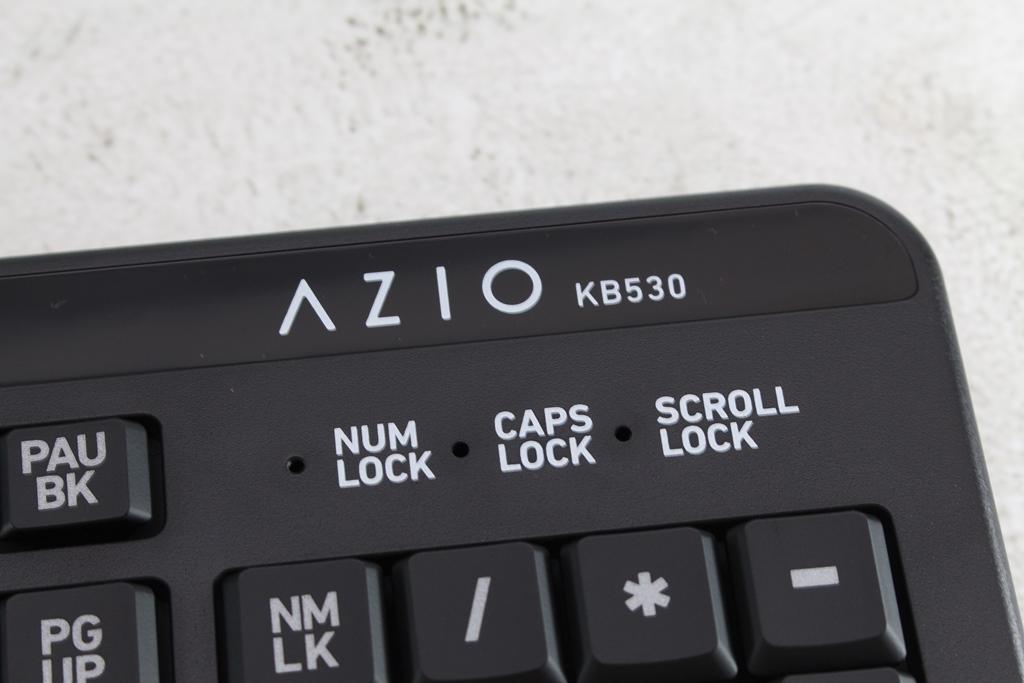 AZIO KB530 & MS530抗菌可沖洗有線鍵盤滑鼠-髒了水洗就對了!1955