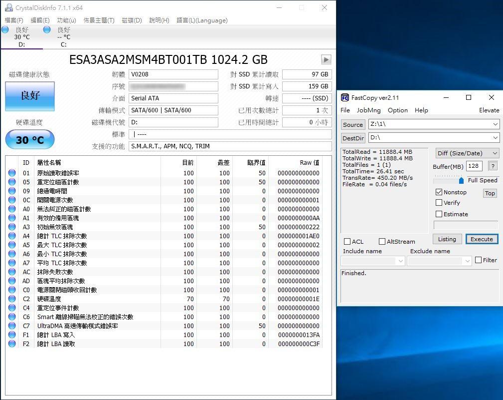 銘旺AbonMax ASU300 & ASU500 SSD固態硬碟-大容量升級新選擇