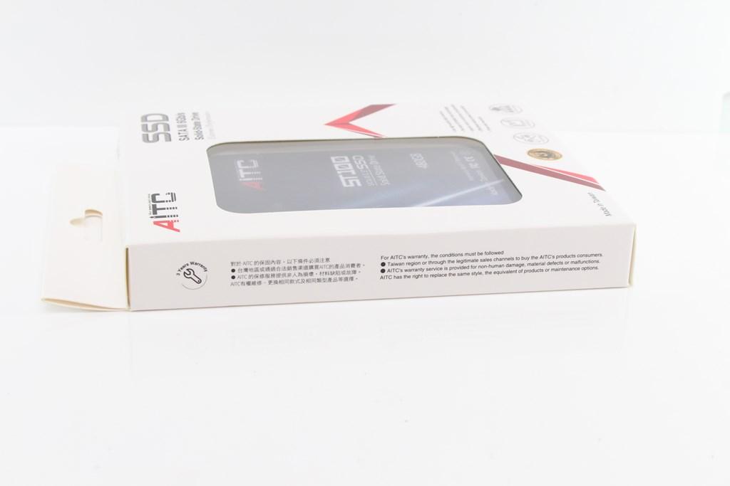 艾格AiTC ST100 480GB SSD固態硬碟-價格親民,輕鬆入主固態硬碟