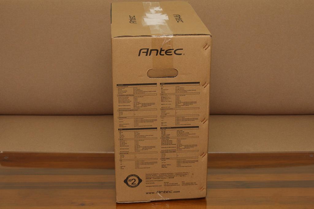 安鈦克Antec DP502 FLUX鋼化玻璃透側機殼-面板造型高顏值,F-L...9658